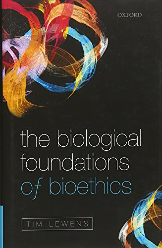 9780198712657: The Biological Foundations of Bioethics