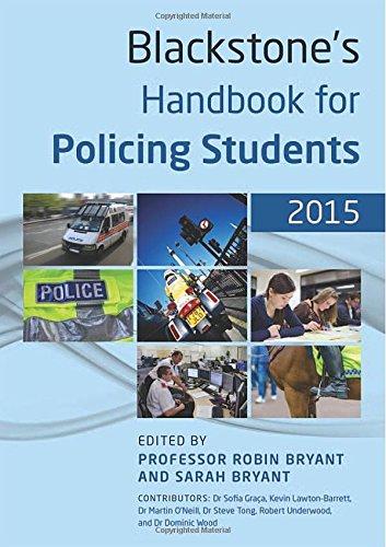 9780198713357: Blackstone's Handbook for Policing Students 2015