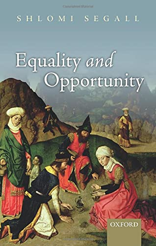 9780198713661: Equality and Opportunity