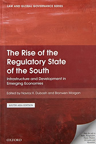 9780198713722: RISE OF REGULA STATE OF SOUTH