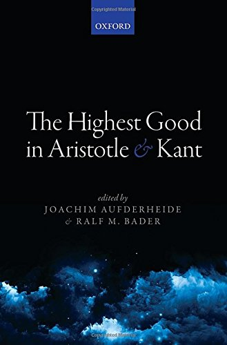 the better morality kant and aristotle Aristotle's definition of good moral character aristotle defines in the metaphysics of morals, kant divides moral better on the other hand, if aristotle.