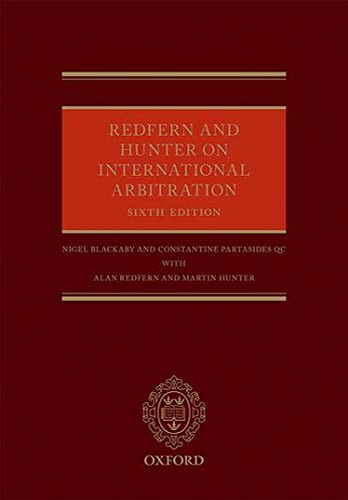 9780198714248: Redfern and Hunter on International Arbitration