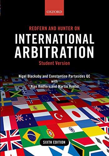 9780198714255: Redfern and Hunter on International Arbitration