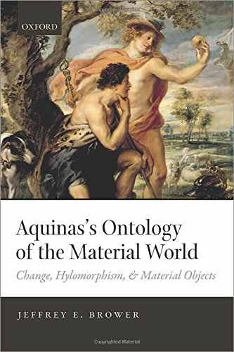 9780198714293: Aquinas's Ontology of the Material World: Change, Hylomorphism, and Material Objects