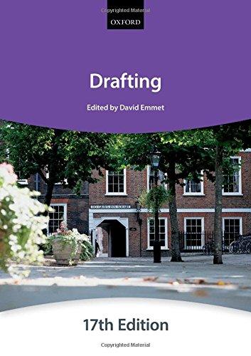 9780198714446: Drafting