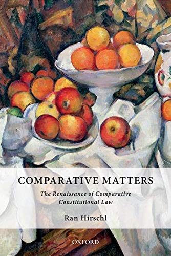 9780198714514: Comparative Matters: The Renaissance of Comparative Constitutional Law