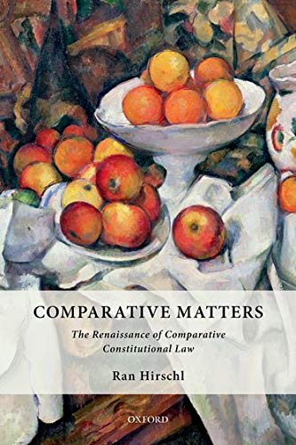 9780198714521: Comparative Matters: The Renaissance of Comparative Constitutional Law