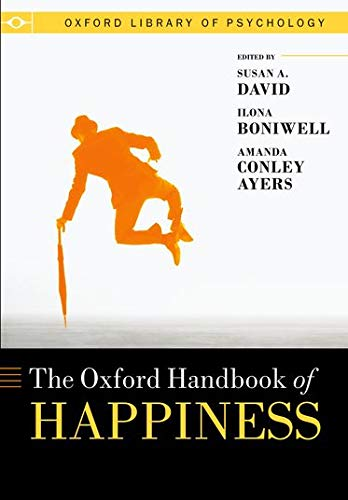 9780198714620: Oxford Handbook of Happiness