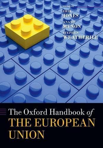 9780198714798: The Oxford Handbook of the European Union (Oxford Handbooks)