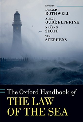 9780198715481: The Oxford Handbook of the Law of the Sea