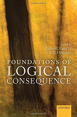 9780198715696: Foundations of Logical Consequence (Mind Association Occasional Series)