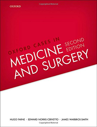 9780198716228: Oxford Cases in Medicine and Surgery
