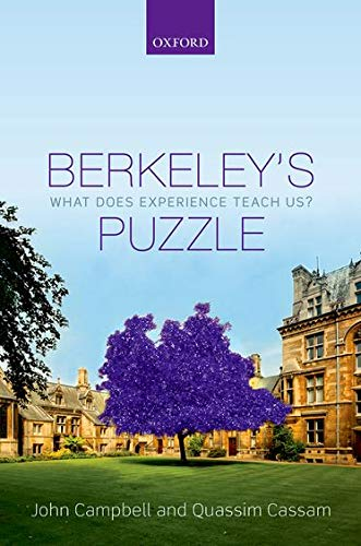 9780198716259: Berkeley's Puzzle: What Does Experience Teach Us?