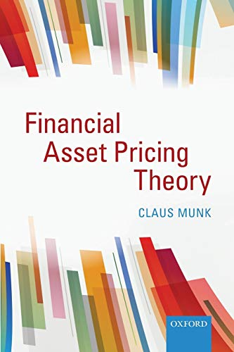 9780198716457: Financial Asset Pricing Theory