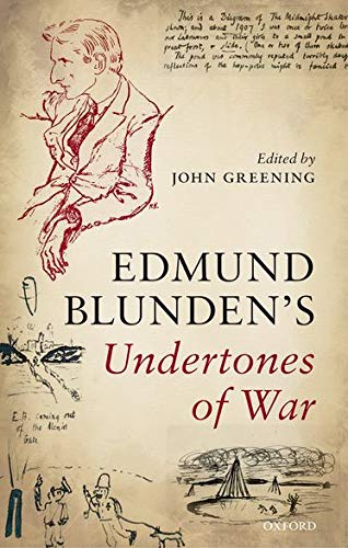 9780198716617: Undertones of War