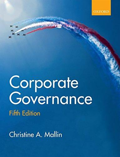 9780198718024: Corporate Governance