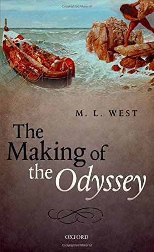 9780198718369: The Making of the Odyssey