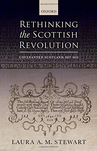 9780198718444: Rethinking the Scottish Revolution: Covenanted Scotland, 1637-51