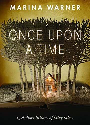 Once Upon a Time (Hardcover): Marina Warner