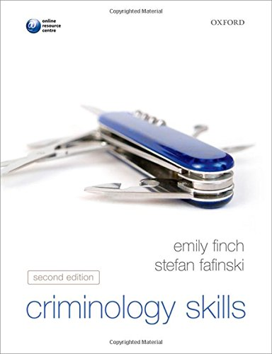 9780198718819: Criminology Skills