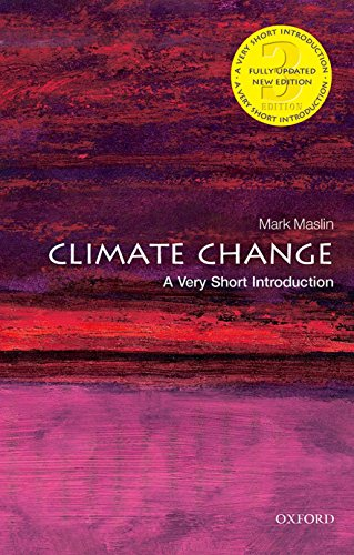 9780198719045: Climate Change: A Very Short Introduction