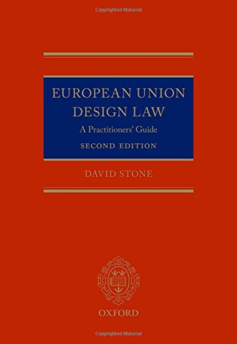 9780198719298: European Design Law: A Practitioner's Guide 2e