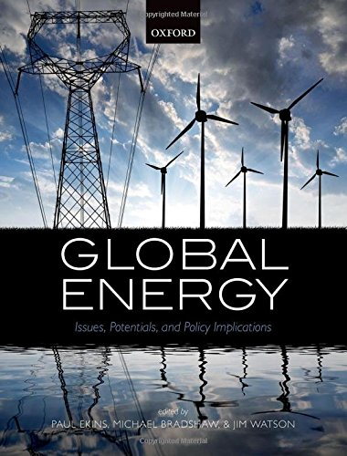9780198719526: Global Energy: Issues, Potentials, and Policy Implications
