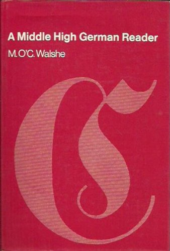 9780198720782: Middle High German Reader: With Grammar, Notes and Glossary