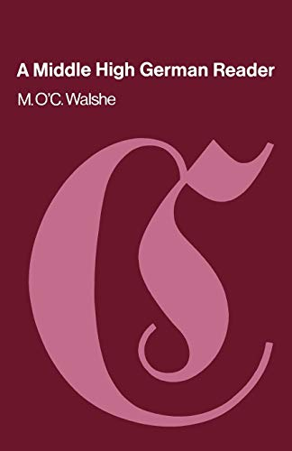 9780198720829: A Middle High German Reader