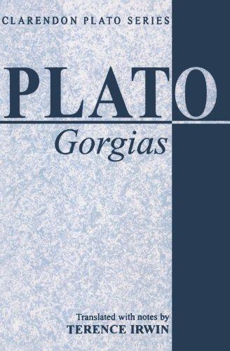 9780198720911: Gorgias (Clarendon Plato Series)