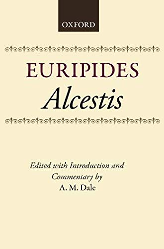 9780198720973: Alcestis (Plays of Euripides)