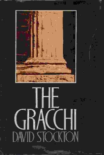 9780198721048: The Gracchi