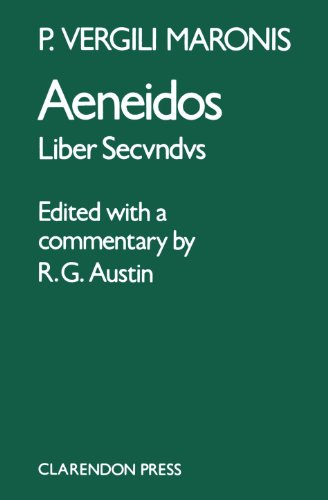 9780198721062: Aeneidos: Liber Secundus (Bk.2)