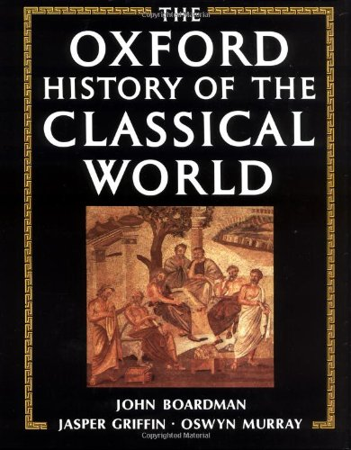 9780198721123: The Oxford History of the Classical World