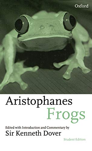 9780198721758: Aristophanes: Frogs