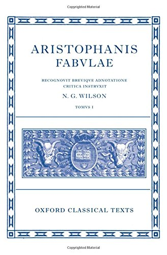 9780198721802: Aristophanis Fabvlae I: v. 1 (Oxford Classical Texts)