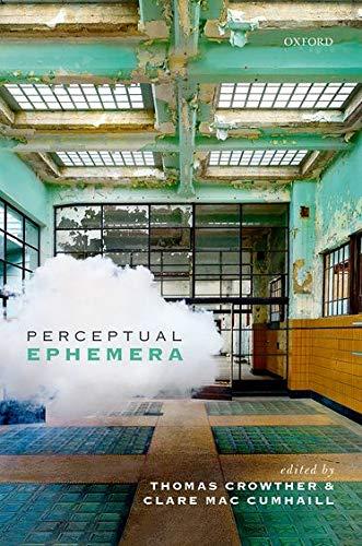 Perceptual Ephemera: Thomas Crowther