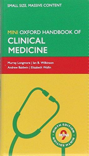 9780198722540: Oxford Handbook of Clinical Medicine - Mini Edition (Oxford Medical Handbooks)