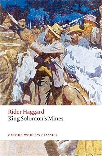 9780198722953: King Solomon's Mines 2/e (Oxford World's Classics)