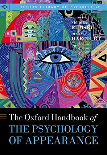 9780198723226: Oxford Handbook of the Psychology of Appearance (Oxford Library of Psychology)