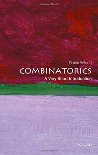 9780198723493: Combinatorics: A Very Short Introduction (Very Short Introductions)