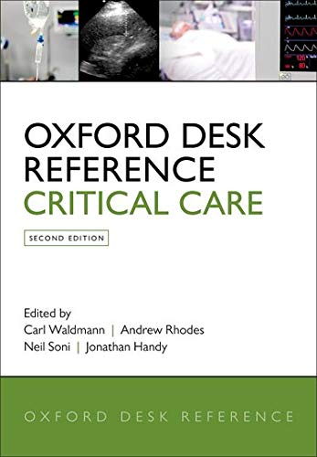 9780198723561: Oxford Desk Reference: Critical Care (Oxford Desk Reference Series)