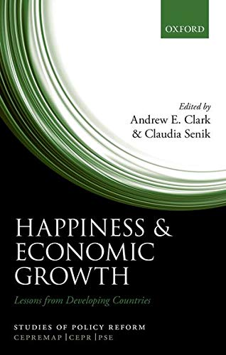 economic growth brings greater happiness For lower-class consumers, spending money on concert tickets or a weekend trip might not result in greater happiness than buying a new pair of shoes or a flatscreen tv, hall explains.
