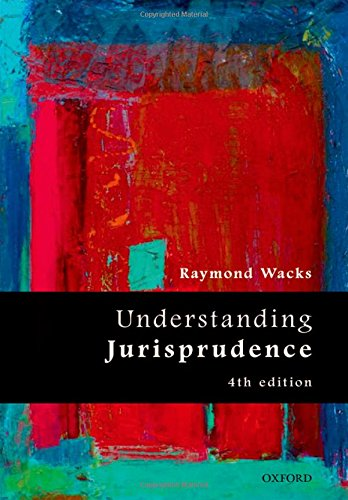 Understanding Jurisprudence (Fourth Edition)
