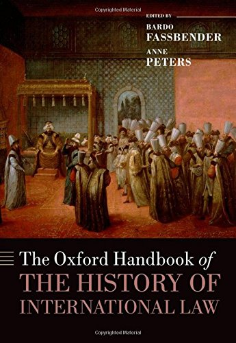 9780198725220: The Oxford Handbook of the History of International Law
