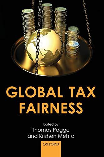 9780198725350: Global Tax Fairness
