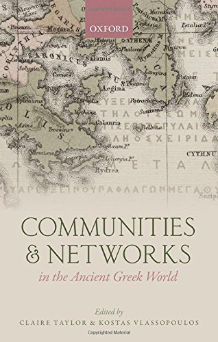9780198726494: Communities and Networks in the Ancient Greek World