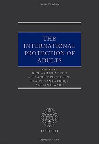 International Protection of Adults (Hardback)