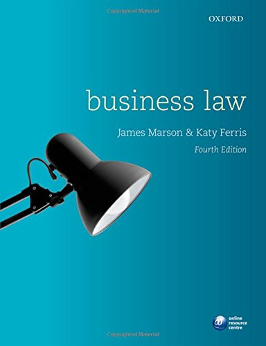 9780198727347: Business Law