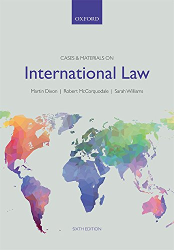 9780198727644: Cases & Materials on International Law
